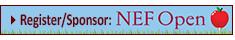 Register for or Sponsor the NEF Open Golf Tournament