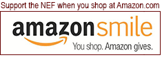 Support the NEF when you shop at Amazon.com